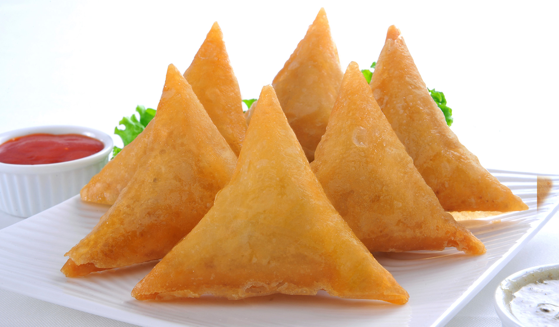 how to cook samosa from frozen